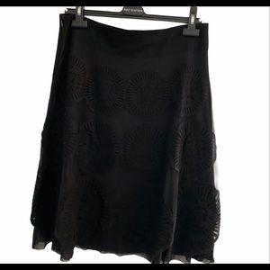 Vivienne Tam Designer Skirt